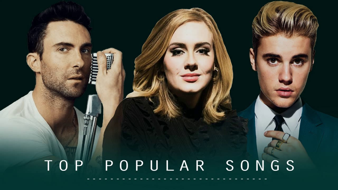 Top 40 songs in the us right now
